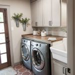 55 Gorgeous Laundry Room Design Ideas and Decorations (50)