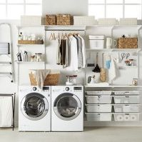 55 Gorgeous Laundry Room Design Ideas and Decorations (53)