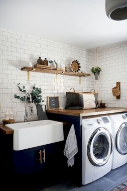 55 Gorgeous Laundry Room Design Ideas and Decorations (57)