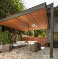 55 Wonderful Pergola Patio Design Ideas (30)
