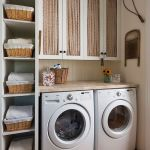 75 Awesome Laundry Room Storage Decor Ideas (17)