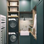 75 Awesome Laundry Room Storage Decor Ideas (24)