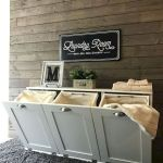 75 Awesome Laundry Room Storage Decor Ideas (26)