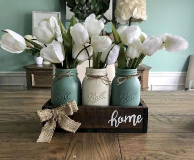 32 Rustic Ideas and Decor for Spring (25)