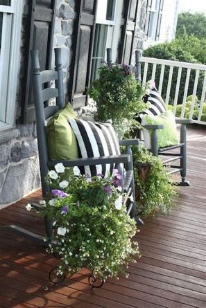 37 Wonderful Spring Decorations for Porch (34)