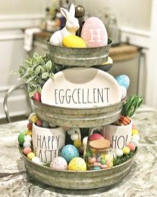42 Stunning Easter Decorations Ideas (35)
