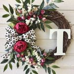 62 Best Spring Wreaths Front Door Ideas (10)
