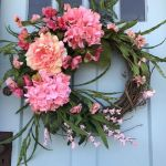 62 Best Spring Wreaths Front Door Ideas (11)