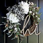 62 Best Spring Wreaths Front Door Ideas (35)