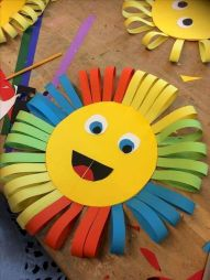 Easy Summer Crafts Ideas for Kids (30)