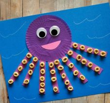 Easy Summer Crafts Ideas for Kids (65)