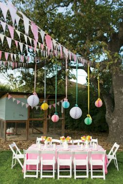 Garden Party Decorations Ideas (62)