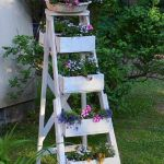 Ladder In The Garden Design Ideas and Remodel (54)