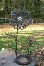 Metal Garden Art Design Ideas For Summer (53)