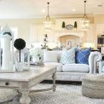 105 Best Farmhouse Living Room Decor Ideas (22)
