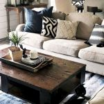 105 Best Farmhouse Living Room Decor Ideas (29)