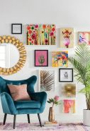 73 Eclectic Living Room Decor Ideas (4)