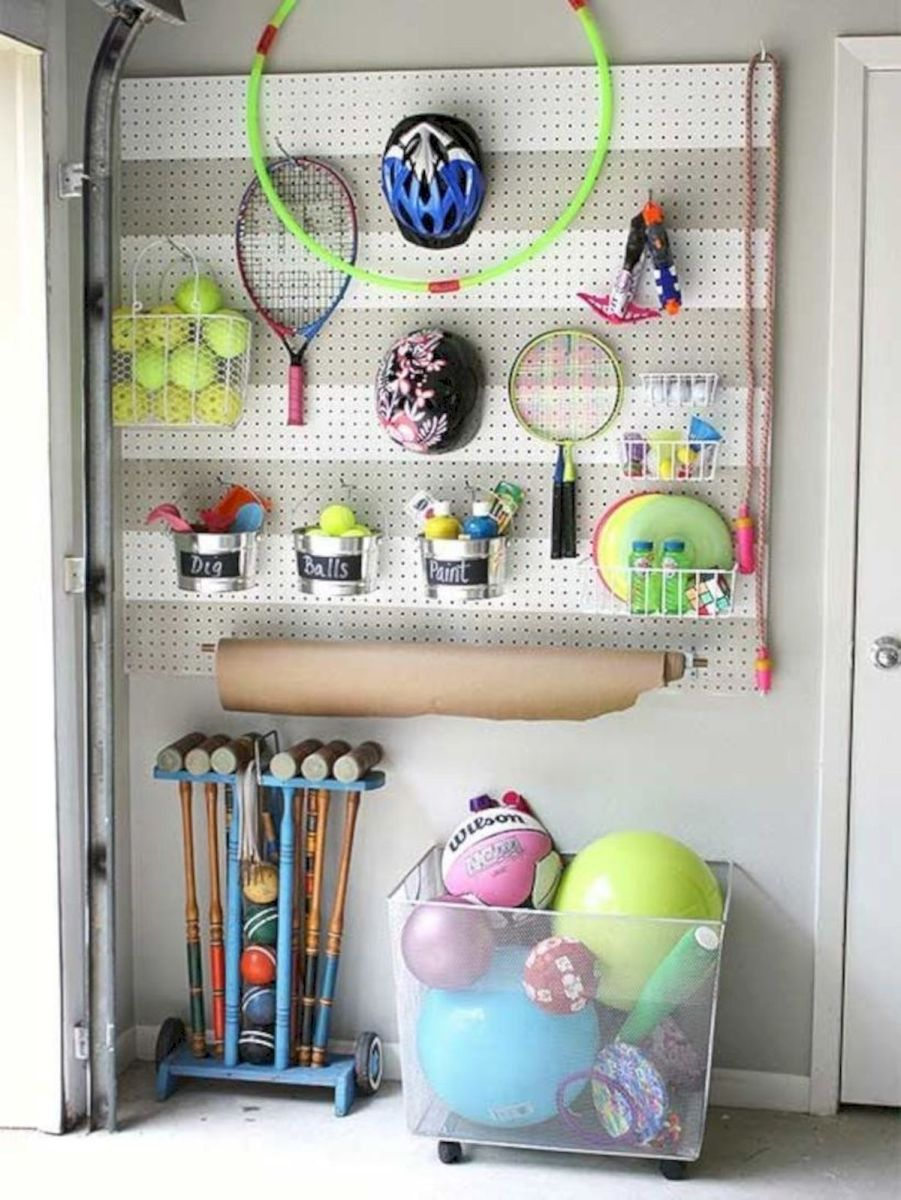 20 Best Garage Storage Ideas (19)