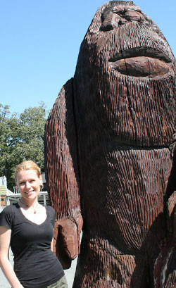 Diana and Willow Creek Bigfoot