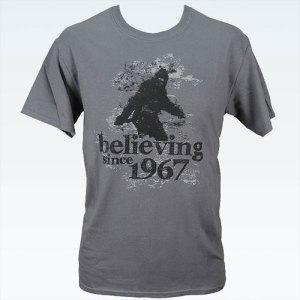 Believing in Bigfoot 1967