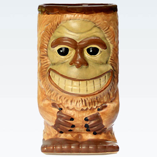Bigfoot Tiki Mug