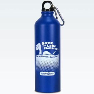 Lake Monster Water Bottle
