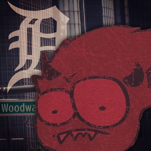 Nain Rouge of Detroit