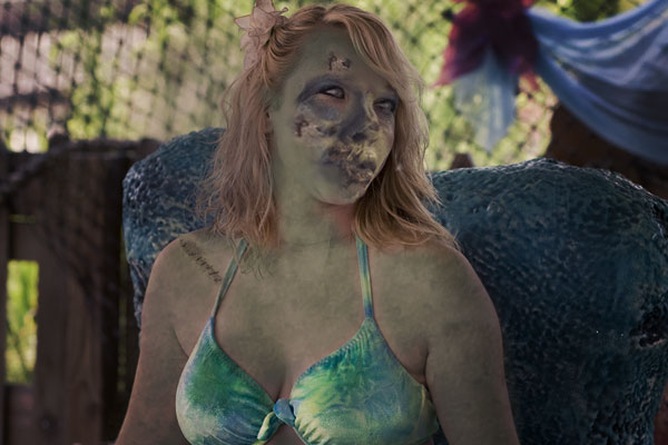Mermaid Zombie Merzombie