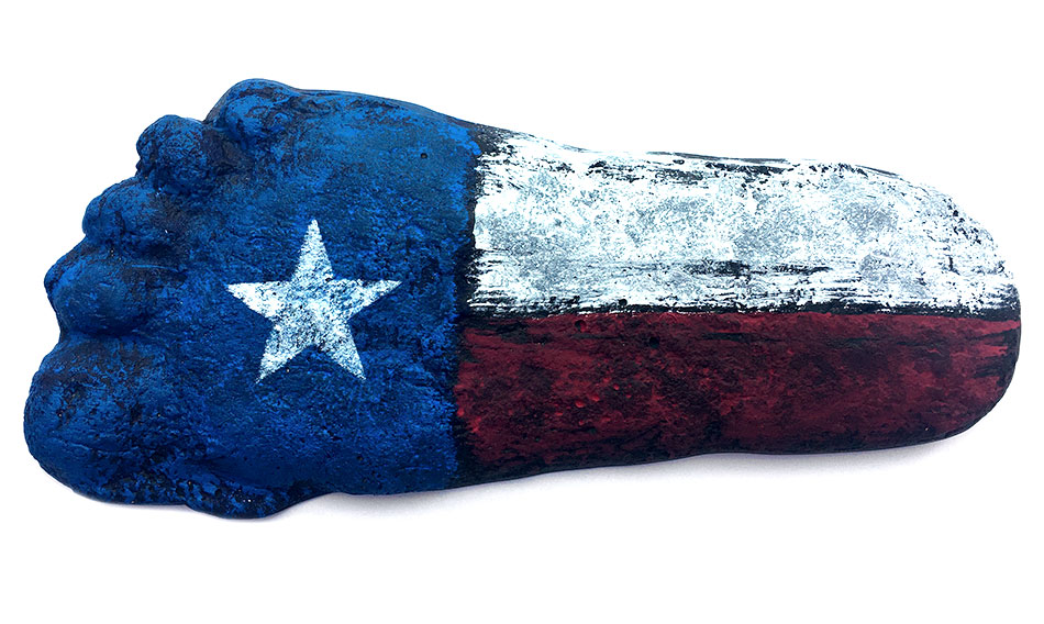 Special Edition Texas Bigfoot Cast