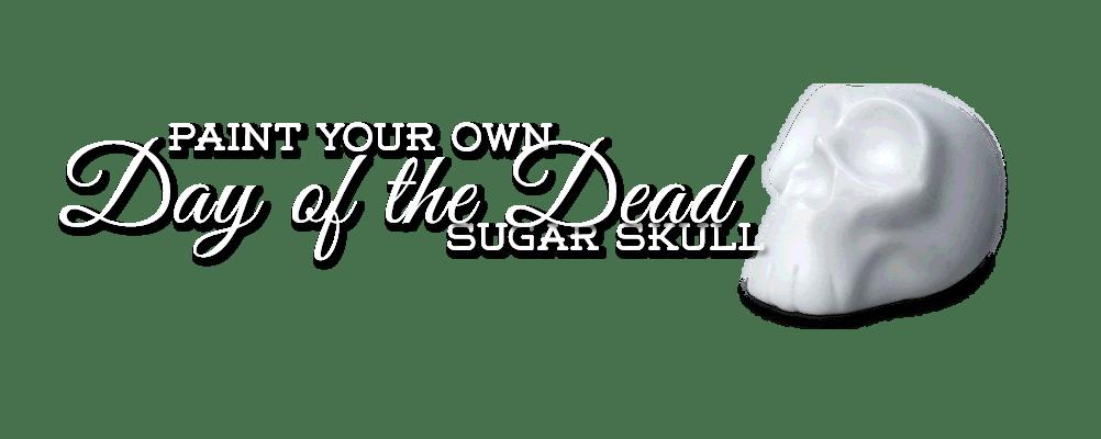 Day of the Dead Sugar Skull DIY