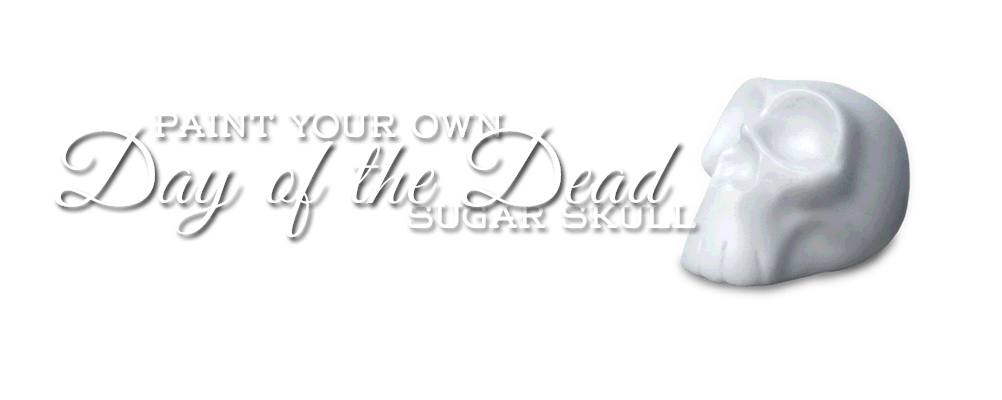 Day of the Dead Sugar Skull DIY