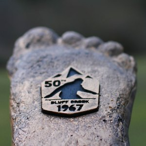 50th Edition Patterson Bigfoot Cast