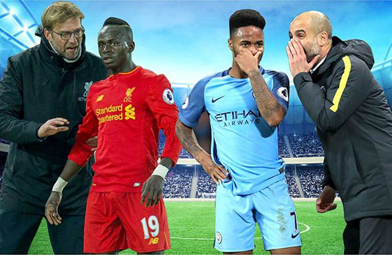 Image result for liverpool vs man city