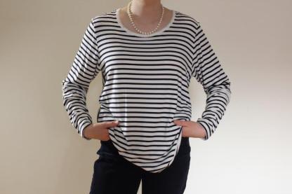 goomo.shop_navy and white stripe ortolan