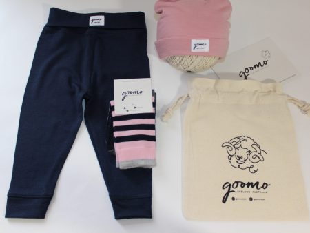 goomo.shop_gift pack toddler navy pink