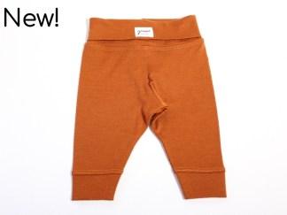 goomo.shop_baby leggings Merino paprika
