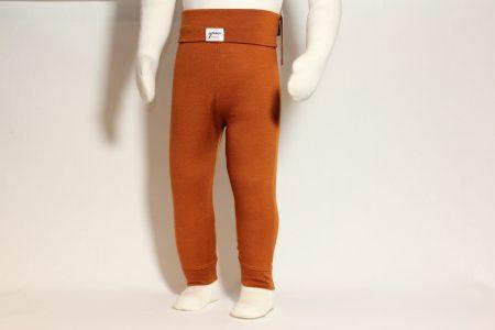 goomo.shop_toddler merino leggings paprika