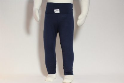 goomo.shop_merino toddler leggings navy