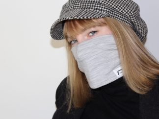 Goomo.shop_Gaiter face mask grey Marle