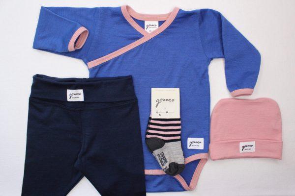 goomo.shop_baby romper pink