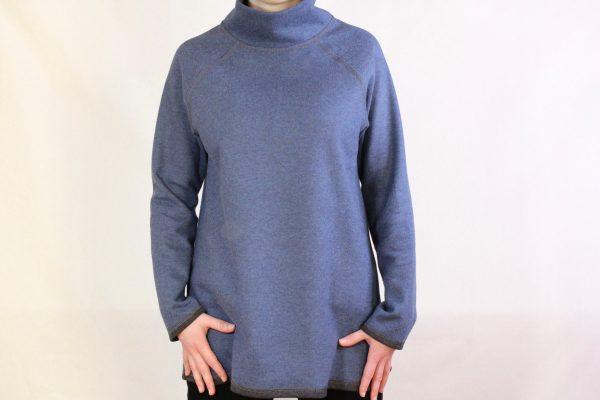 goomo.shop_double face knit denim charcoal