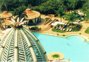 c3f Hotel swimming pool