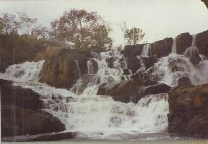 Nyangombe Falls Nyanga