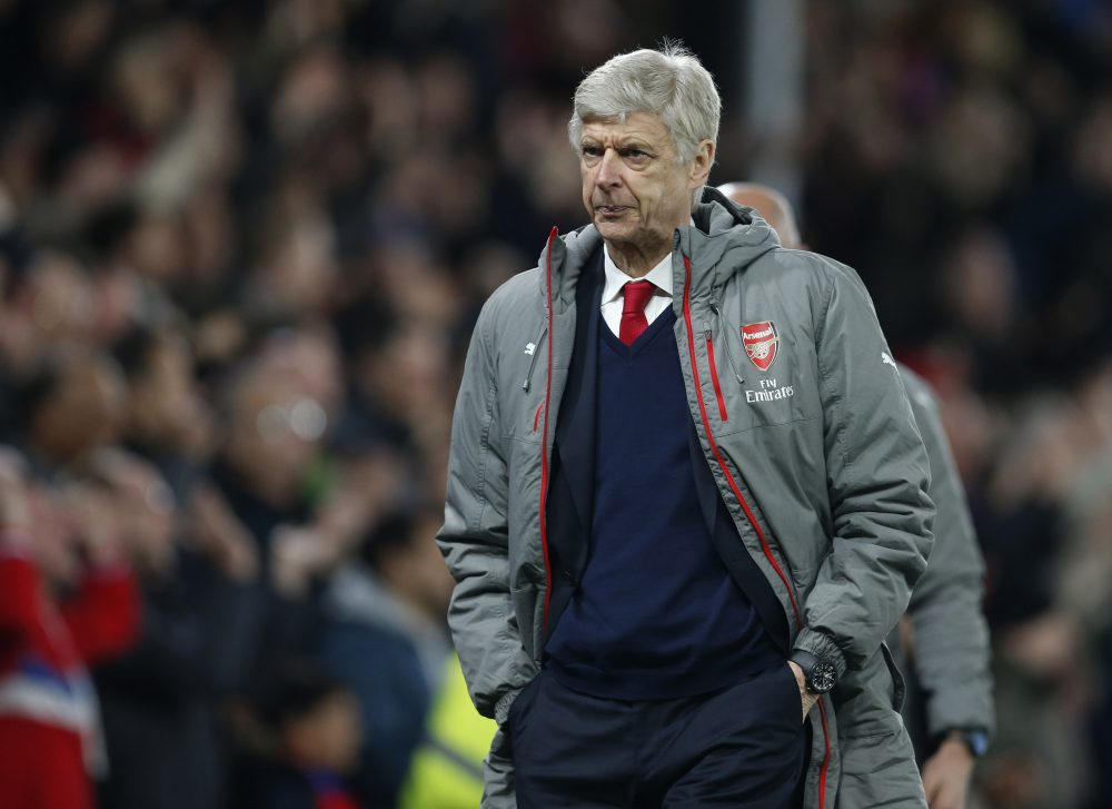Wenger Lays Out Points Total Arsenal Need To Clinch Champions League Football