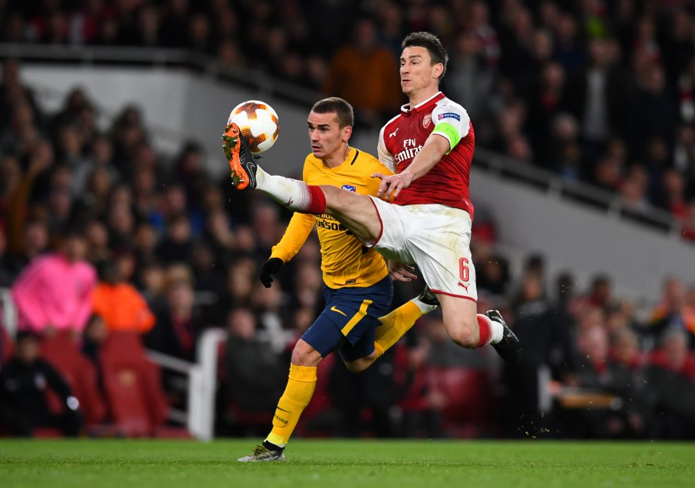 Arsenal star provides positive injury update