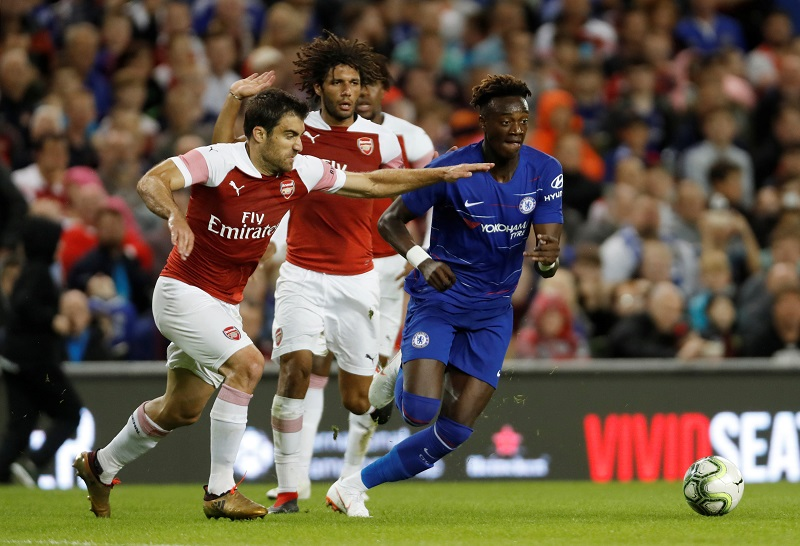 'A Monster' 'Fantastic' – Arsenal Fans Delighted As Club Announce Injury Boost Ahead Of Watford Game