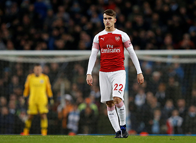 'Premature To Let Him Go' 'He's Literally Done Nothing' – Fans On Twitter Debate Reports Of Arsenal Loanee's Early Exit