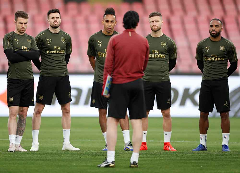 Arsenal V Chelsea: Europa League Final Preview And Betting Odds