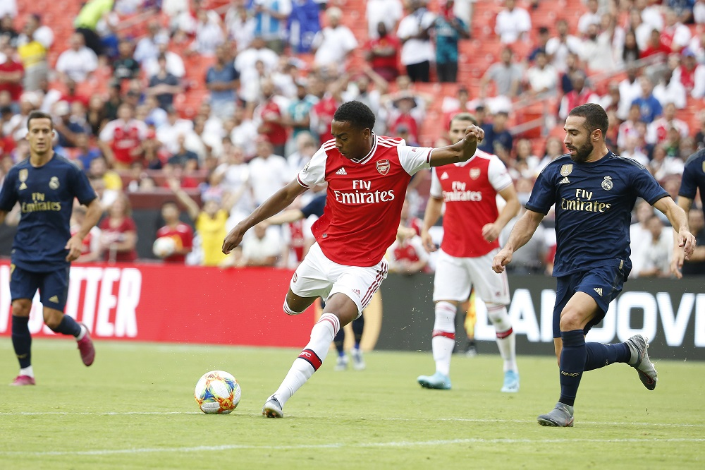 'The Next Aaron Ramsey' 'He Has Been Really Good!' Fans On Social Media Hail Arsenal Midfielder's Impact Against Wolves