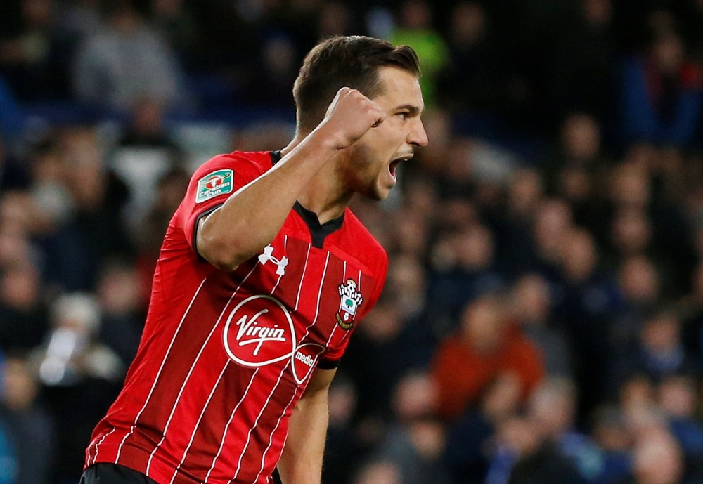 Arsenal In Three Team Battle To Sign Southampton Defender